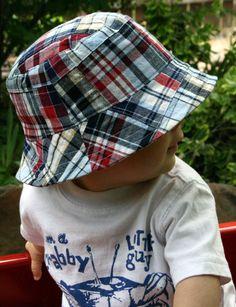 boy's bucket hat, my grandson wears bucket hats a lot !