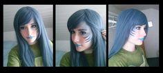 Mermaid/Shark Make up by NekoBlablaa on DeviantArt Halloween 2018, Halloween Makeup, Shark Makeup, Lost City, Mermaid, Make Up, Deviantart, Healthy, Pretty