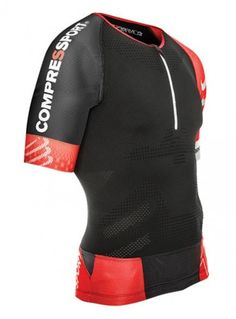 TR3 AERO TOP SLEEVES - TRIATHLON - COMPRESSPORT®