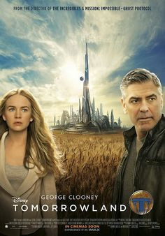 Tomorrowland- (RENT THIS) Disney ought to know, right????