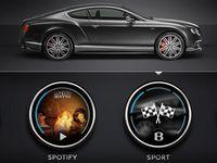 Bentley UI