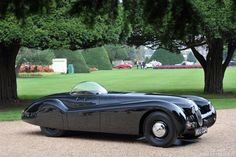 1953 Jaguar XK120 'Jabbeke' Record Car