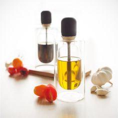 Pip Oil & Vinegar Set #Design, #FoodSafe, #Oil