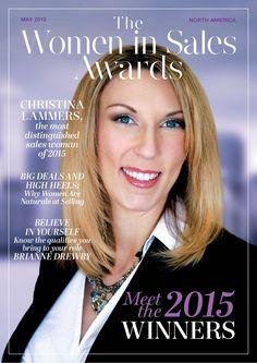 Women In Sales Awards North America Make It Simple, North America, Awards, Diversity, Women, Fashion, Moda, Women's, La Mode
