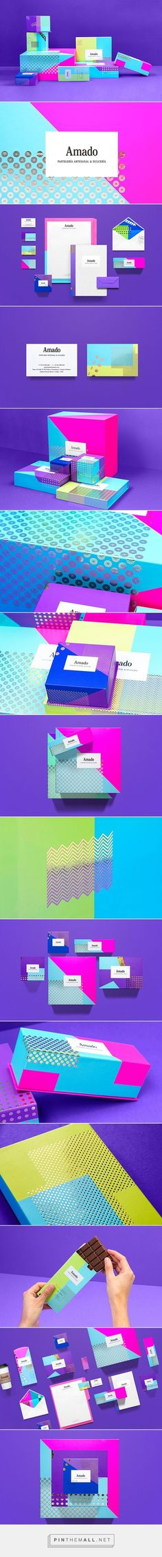 Amado Branding by Hyatt on Behance | Fivestar Branding – Design and Branding Agency & Inspiration Gallery