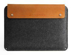 """Macbook Pro 13"""" Sleeve Brown"""