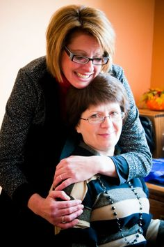 Happy Hugging Day, everyone! Don't miss our newsletter this week which includes the origins of National Hugging Day, a recipe for a famous Michigan dish and a Maltese proverb about hugs!    Bromberg team on the photo: Cathy from the Translation Department and Irina from the Accounting Department