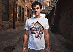 """Poker Face"" - Threadless.com - Best t-shirts in the world"