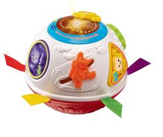 Crawl and Learn Bright Lights Ball - VTech Toys