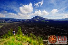 #Indonesia #BALI #Mount #Batur #Bluesky #Hike
