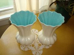 Vintage Set of Catalina Pottery Vases | SelectionsBySusan - Collectibles on ArtFire