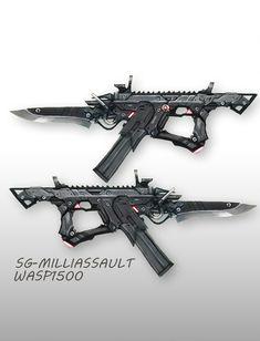 SFな武器集 [3]