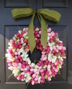 MOVING SALE Mother's Day Gift Mother's Day Wreath by ElegantWreath