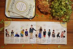 プロフィール帳 二人で作る手作り結婚式ペーパーアイテム- 手作り結婚式DIYショップ-ウェディングデコ-