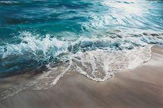 Maldives 11 Limited Edition Ocean Pastel by Zara Forman