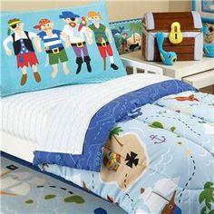 Olive Kids Pirates Toddler Set