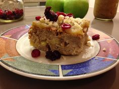 Veg with an Edge » Two way apple cake (gluten free and vegan)
