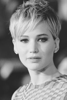 Pixie haircut. Everyone is doing it now! It's liberating.