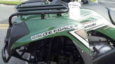 New 2017 Kawasaki Brute Force 300 ATVs For Sale in Florida. 2017 Kawasaki Brute Force 300, Kawasaki 50 Anniversary Sale! Big Savings and Low Financing all Summer Long! Get the Best Deals at Kissimmee Motorsports! 2017 Kawasaki Brute Force® 300 THE KAWASAKI DIFFERENCE THE BRUTE FORCE® 300 ATV IS PERFECT FOR RIDERS 16 AND OLDER SEARCHING FOR A SPORTY AND VERSATILE ATV, PACKED WITH POPULAR FEATURES, FOR A LOW PRICE MAKING IT A GREAT VALUE. Strong 271cc liquid-cooled, 4-stroke engine with…
