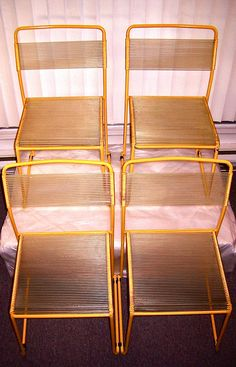 "Belotti 1979 Retro ""Spaghetti"" String Chair - Google-søgning"