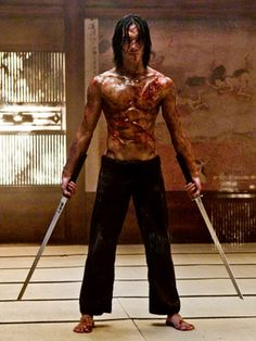 Google Image Result for http://wearemoviegeeks.com/wp-content/ninja_assassin.jpg This movie has great action and the Male actor is good looking too