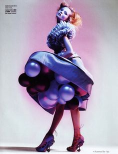 fashion photography of Sølve Sundsbø (yes, I am in love with him)