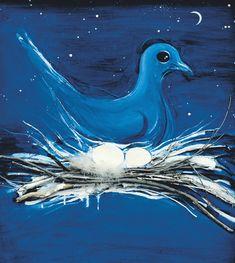 Paintings - Brett Whiteley - Page 5 - Australian Art Auction Records Australian Painting, Australian Artists, Person Icon, Visit Sydney, European Paintings, Art Auction, Bird Art, Painting & Drawing, Oil On Canvas