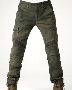 Now these are a hot change from normal moto pants: MOTORPOOL (Stained Olive)