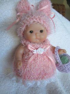 - Fluffy Bunny Dress Set