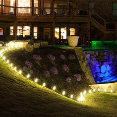 Light the way for guests or add charming illumination to your home with pathway lights! Convenient kits include everything you need for easy setup! Solar Pathway Lights, Pathway Lighting, Patio Lighting, Summer Parties, Pathways, The Great Outdoors, Outdoor Spaces, Summertime, Backyard