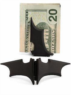 Batman money-clip