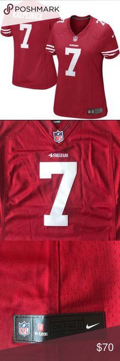 6a2cddf1726 ... 7 Colin Kaepernick Black Limited Jersey httpwww Colin KAEPERNICK Nike  On Field NFL NWT Colin KAEPERNICK Nike On Field NFL San Francisco 49ers ...