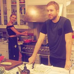 Awww! Taylor Swift showered her BFF Karlie Kloss with birthday love on Instagram on Aug. 3, while also flaunting her relationship with Calvin Harris. Can this be any cuter?!