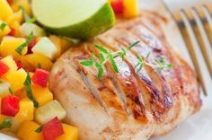 Boiled Chicken and Veggies  Chris Powell's Low-Carb Daily Meal Plan | The Dr. Oz Show