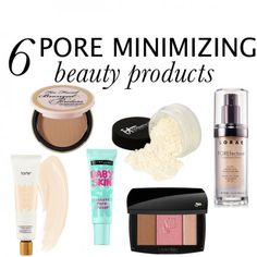 6 Pore-Minimizing Beauty Products for Flawless Skin