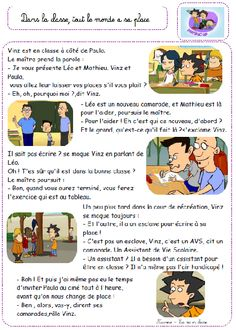 French Education, French Expressions, French Classroom, Cycle 3, Idioms, Classroom Management, Teacher, School, Place