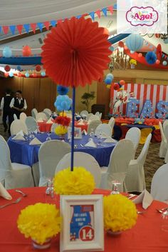 Dr. Suess Birthday Party Ideas | Photo 1 of 18 | Catch My Party