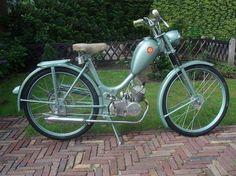 Kreidler, de K50 uit 1952.