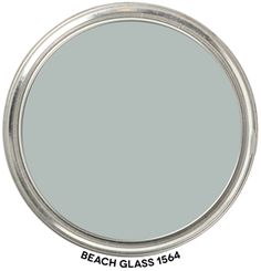 Paint Blob for Beach Glass 1564 Neutral Paint Colors, Room Paint Colors, Interior Paint Colors, Paint Colors For Home, Living Room Colors, Wall Colors, House Colors, Beach Paint Colors, Benjamin Moore Beach Glass