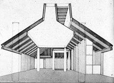 TÉCHNE — Charles Moore - Moore House, Orinda