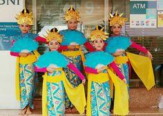 Show Time-Gandrung Dance-Balinese Dance