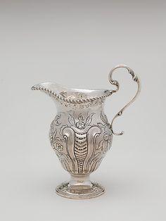 1772-1776 América (New York) jarra de Museo Metropolitano de Arte de New York