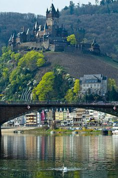 Reichsburg Imperial Castle - Cochem, Germany