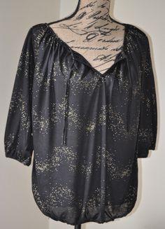 A vendre sur #vintedfrance ! http://www.vinted.fr/mode-femmes/tuniques/19879232-tonight-is-the-night-tunique-bleu-roi-a-paillettes-camaieu