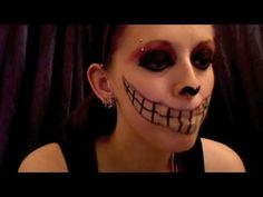 ▶ Cheshire Cat Makeup Tutorial Part 1 of 2 - YouTube