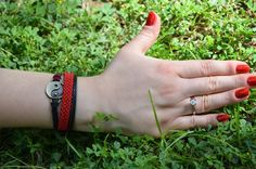 These Yin Yang bracelets are great for everyday wear, as well as for gift giving!This bracelet is perfect as a simple and stylish accessory, with a Yin Yang, Trending Outfits, Stylish, Simple, Unique Jewelry, Bracelets, Handmade Gifts, Accessories, Etsy