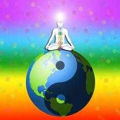 World Peace with Yin & Yang Balance
