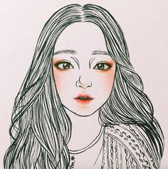 Ulzzang Generation:韓國插畫家筆下的臉讚美女 - [Evelyn Chee 專欄] ‧ A Day Magazine