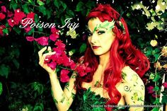 Poison Ivy Movie Reproduction Batman Women Adult by Bbeauty79, $950.00