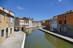 Comacchio town Emilia-Romagna via reddit.